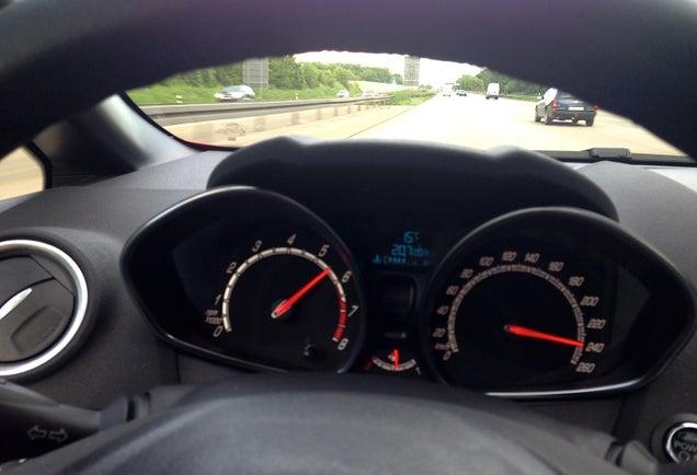 Fiesta mk7 st top speed over 150MPH - Fiesta ST MK7 Discussion ...