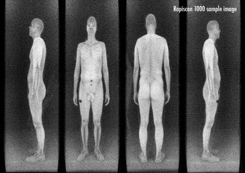 Exclusive: TSA Says Body Scanners Saving Images 'Impossible'