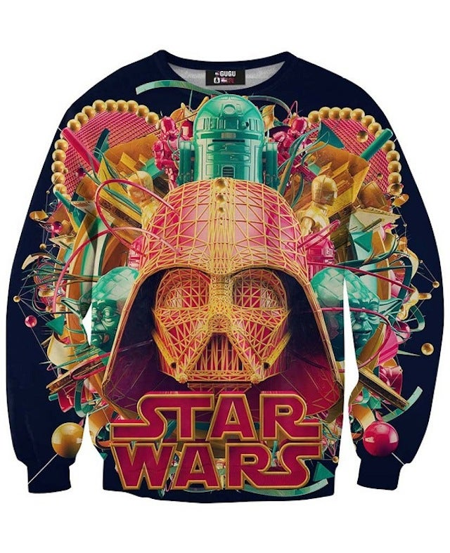The Ugliest Star Wars Shirt of All Time Has Been Achieved