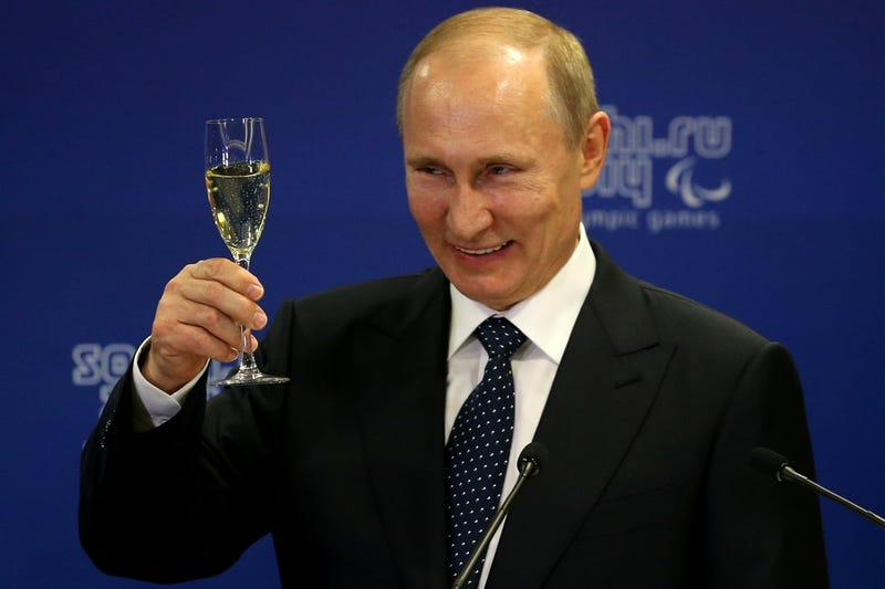 Vladimir Putin Bans Russia's Four Most Important Curse Words