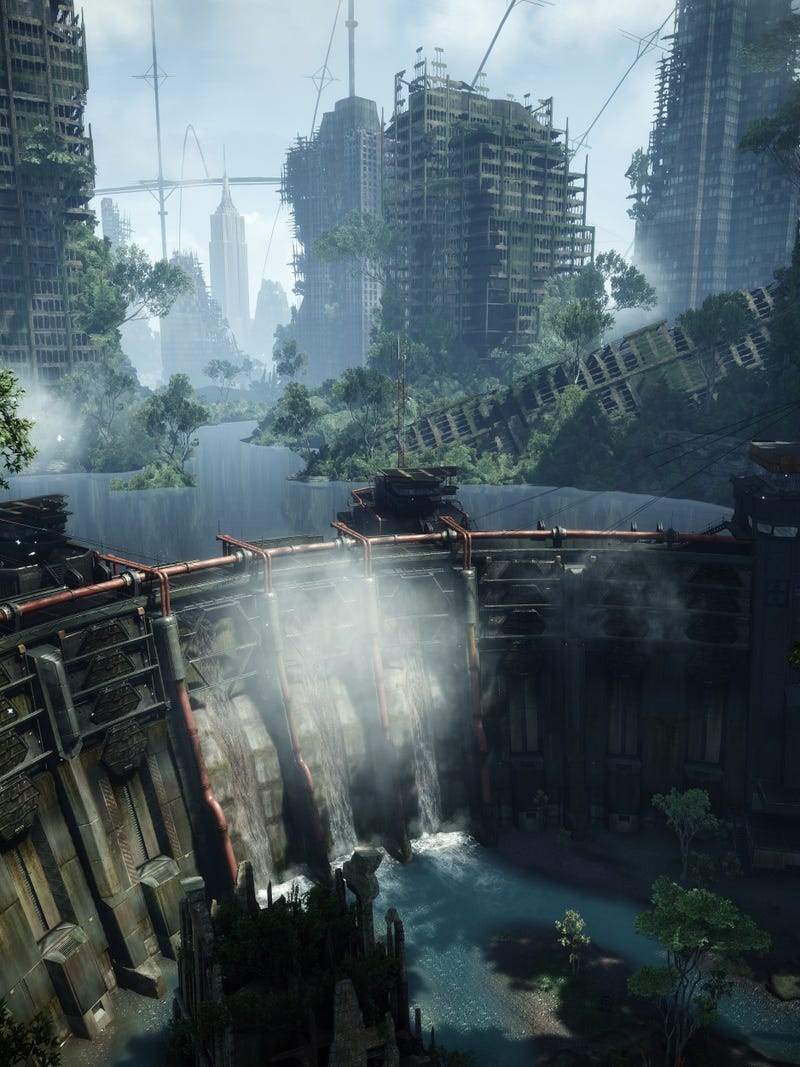 Your Computer Probably Can't Make Crysis 3 Look This Good
