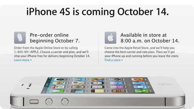 Pre-Order the iPhone 4S from Your Old iPhone with AT&T's Upgrader App