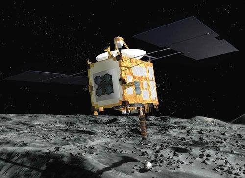 NASA to Do Armageddon, in Real Life