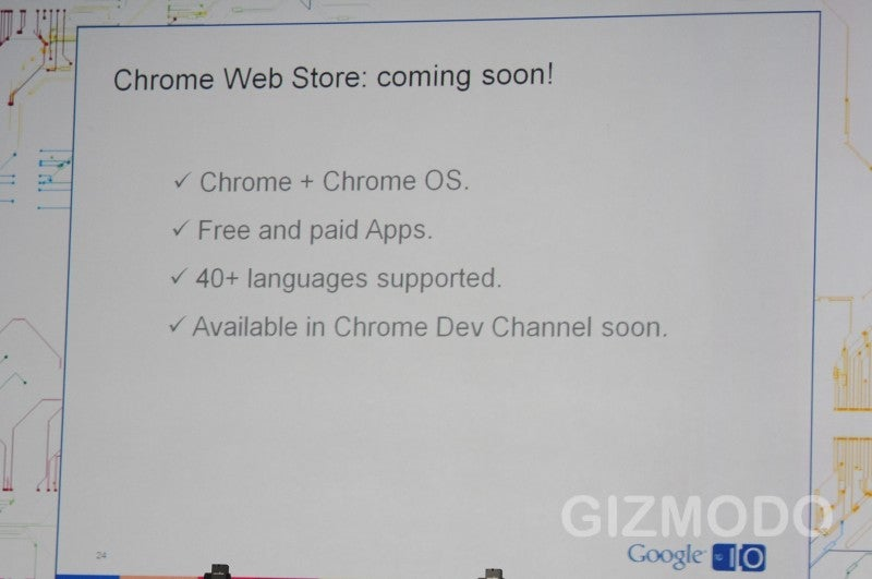 Chrome Web Store is Webapp Central In Your Browser