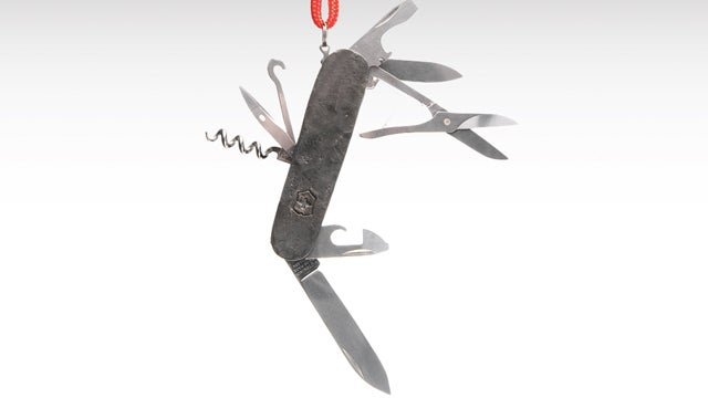 Swiss Army's New Knife Is Literally Hard as Nails