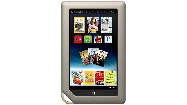 B&N Will Give Nook Tablet Owners More Freedom Over Their Storage Space
