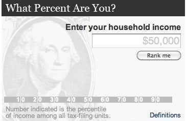 Find Out What Percent You Are (For Real)