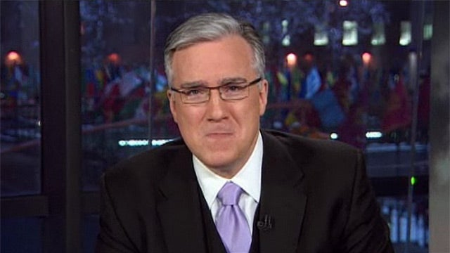 Keith Olbermann Is Out at MSNBC