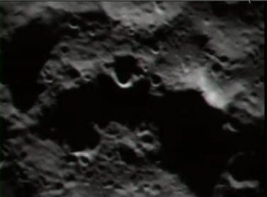 Cabeus Crater Gallery