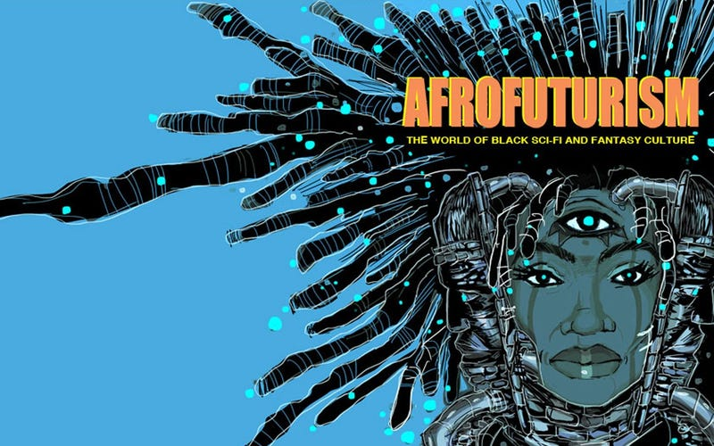 Black Kirby and Janelle Monae: The New Cutting Edge of Afrofuturism