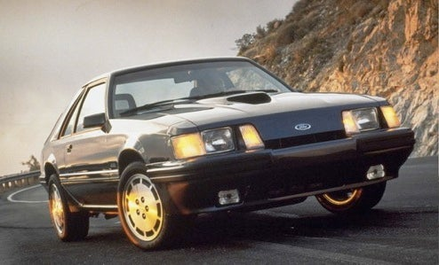 Top Ten Totally Awesome Turbocharged American Cars