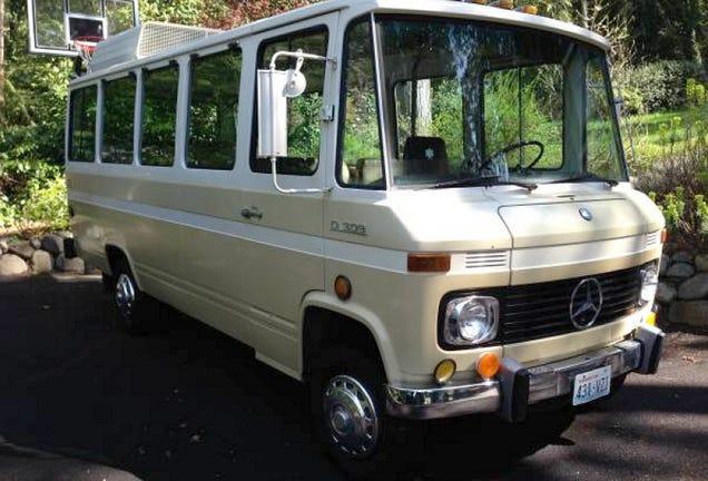 Mercedes benz 309d bus for Mercedes benz 309d