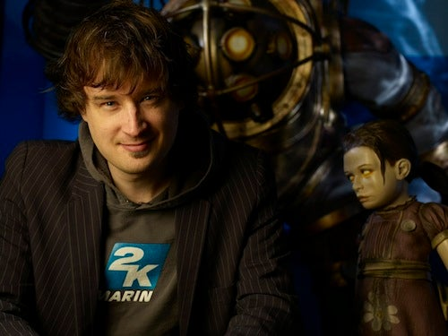 Bioshock 2's Chief Creator Against A Tide Of Skeptics
