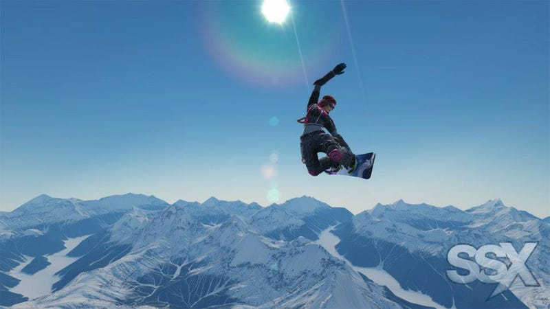 SSX Pushed Back Again to End of February