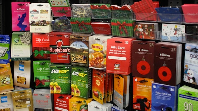 Everything You Need to Know About Giving and Receiving Gift Cards