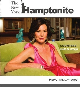 The Hamptons Magazine Snob-Off