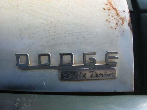 1952 Dodge Pickup Truck