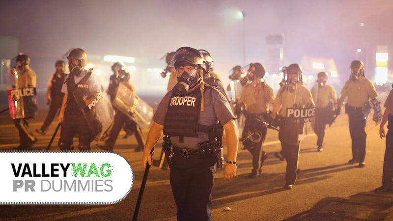Tech PR Dummies: Don't Use Ferguson to Sell Your App