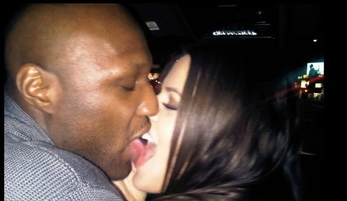 Lamar Odom, Other Kardashian, Trying Very Hard To Make America Puke