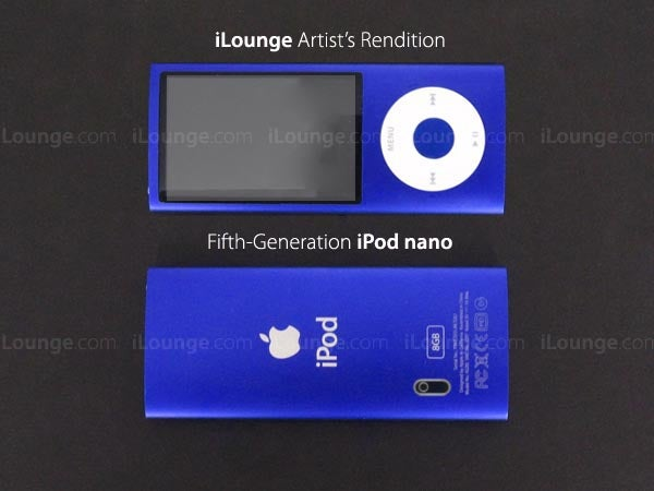 Is This the Next-Gen iPod Nano With Built-In Camera?