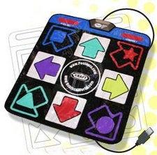 Dealzmodo Irony: Free USB Dancing Gamepad, from Kraft