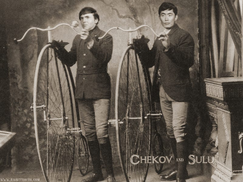 Victorian Star Trek daguerrotypes reveal a lost time-travel mission of the Enterprise