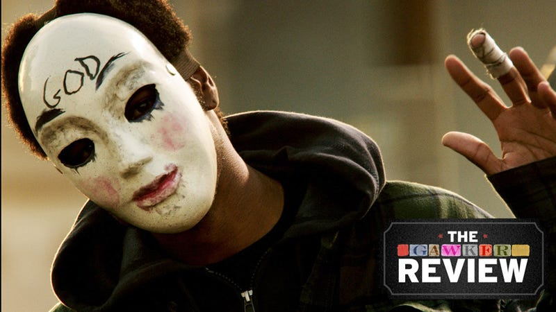 Quite Like Uncontrollable Vomit, Actually: The Purge: Anarchy