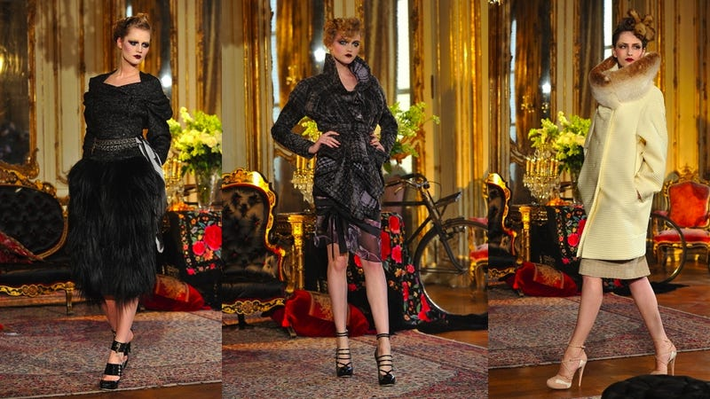 John Galliano's Fall Collection May Be The Prettiest Thing A Nazi Has Ever Made