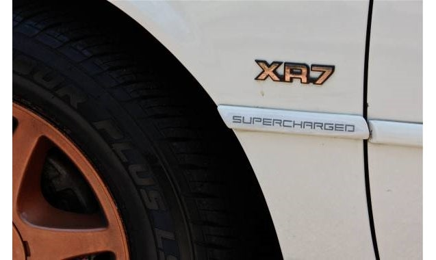Cure Your Cat Scratch Fever With A Supercharged XR-7