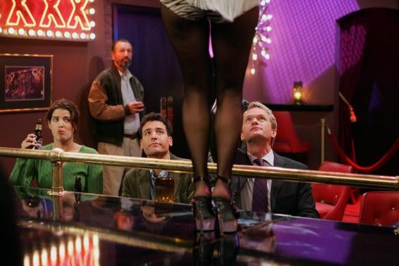 Dear Hollywood Writers: It's Now Officially a Cliché to Send Your Characters to a Strip Club
