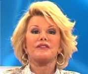 "Joan Rivers Gets Booted For Cursing On Air • Demand For ""Older"" Models Rises"