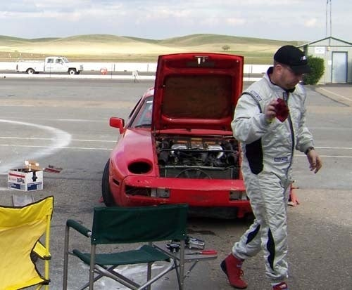 Porsche 928 To Take On Renault Alliance, 158 Other Heaps: LeMons Arse Freeze-A-Palooza 2009!