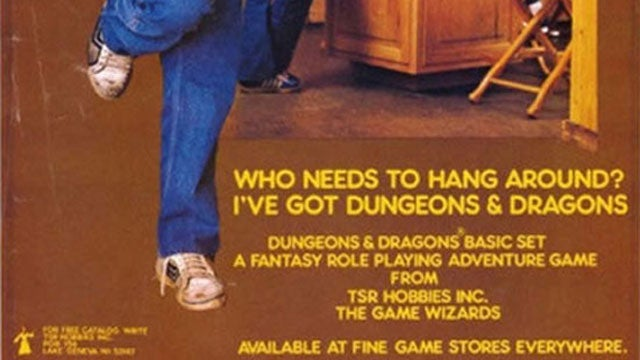 Dungeons & Dragons Did Not Ruin This Teenager's Sex Life