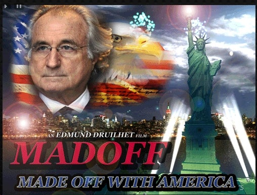 Madoff Movie To Be Just as Good as Madoff's Business