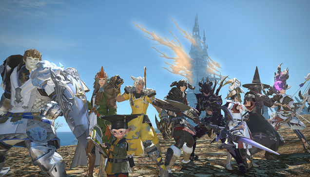 Final Fantasy XIV Will Allow Same-Sex Marriage After All