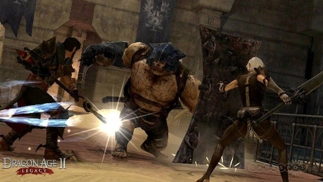 The First Major Dragon Age II Expansion Seems Like an Apology