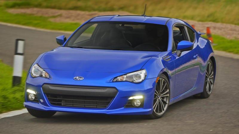 The 2014 Subaru BRZ Will Cost $100 More