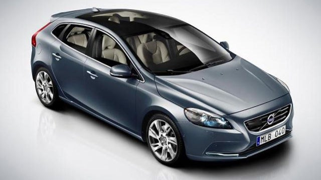 The 2013 Volvo V40 Looks Good