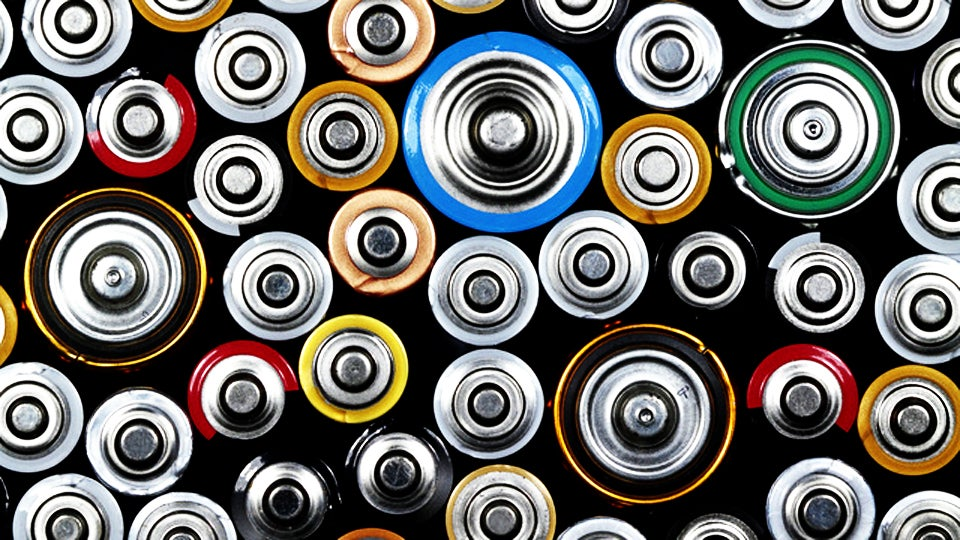 Batteries The Absolute Definitive Guide