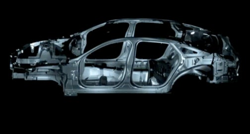 2010 Jaguar XJ: Teaser Video Shows Off New Cat's Profile