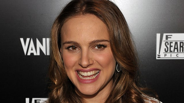 Natalie Portman Was A Vision In White At This Event
