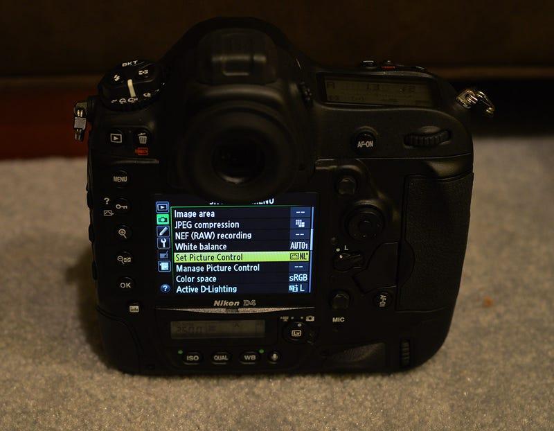 NPOCP: Nikon D4 Edition