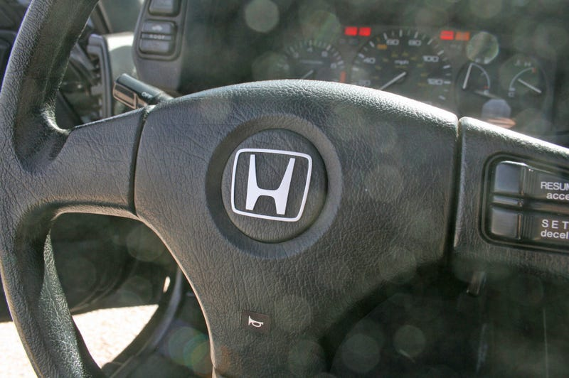 The Analog Joys Of Driving A Near-Perfect Old Honda Prelude Si