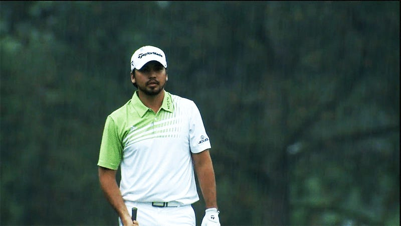Adam Scott And Angel Cabrera Head To A Playoff At The Masters
