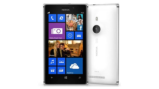 Nokia's New Lumia 925: A Sleek Metal Frame and Fancy Camera