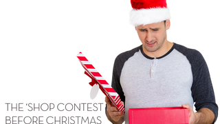 <i>Kotaku</i> 'Shop Contest: What's In The Box?