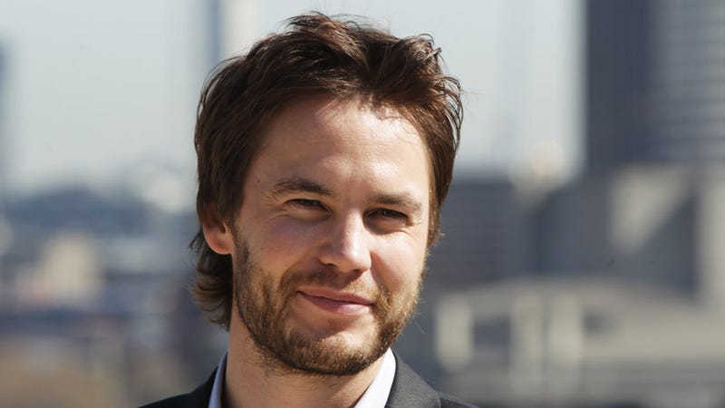 Taylor Kitsch Is Ready for His Close-Up