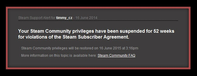 Kid Developer Pranks Steam, Gets Suspended From Steam
