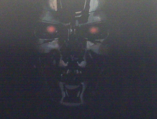 First Artwork From Terminator 4 And RoboCop Remake