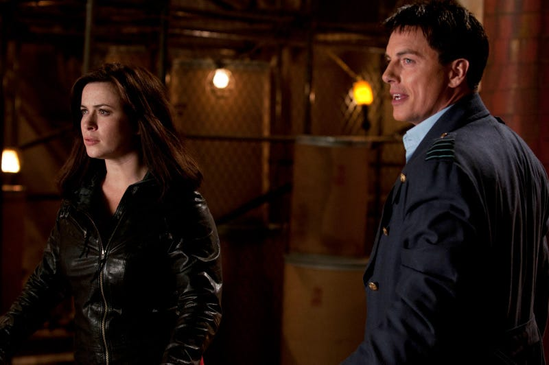 "Torchwood promo photos from episode 4.10, ""The Blood Line"""